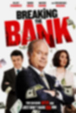 Breaking The Bank (2014) poster