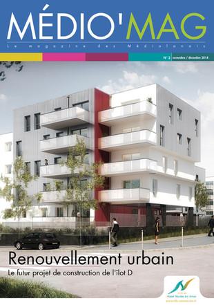 Médio' Mag #2 novembre décembre 2014