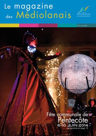 Médio' Mag #0 juin 2014