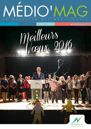 Médio' Mag #9 janvier février 2015