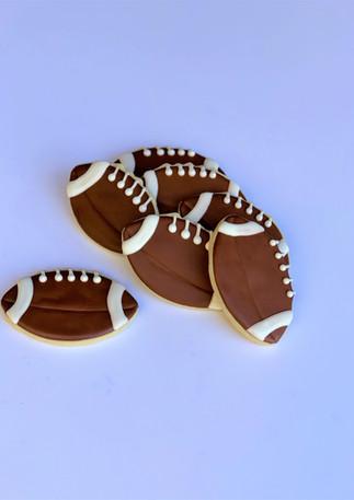 Football Cookie Set.KCB