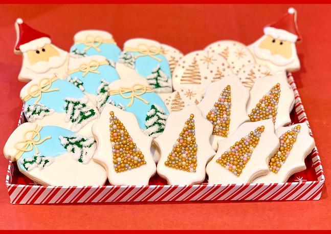 Christmas Cookie Set.KCB