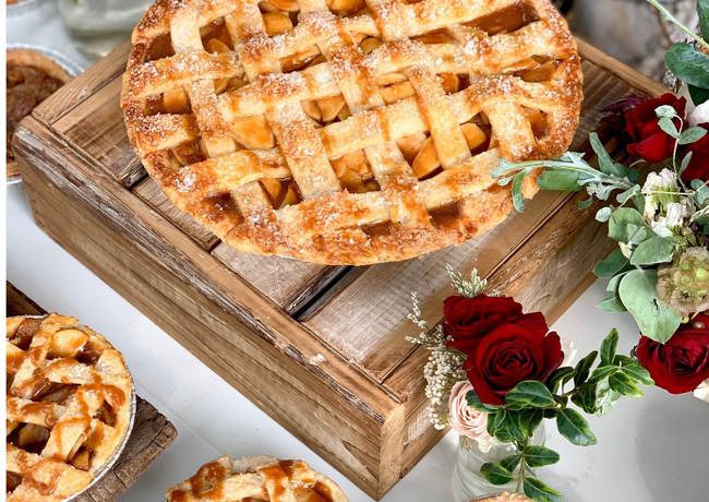 Caramel Apple Lattice.KCB