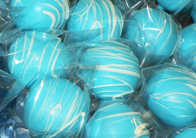 Blue Cake Pops.KCB
