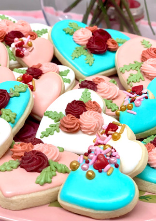 Modern Victorian Sugar Cookies.KCB