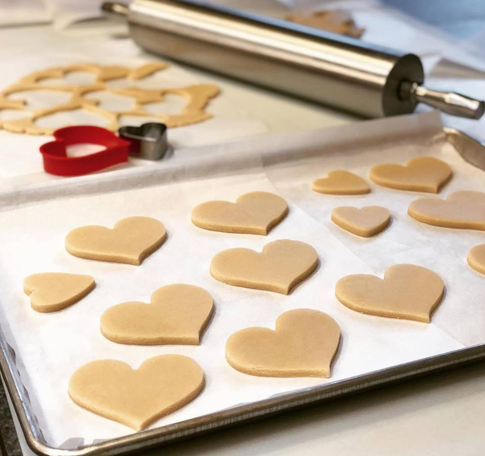 Baking Cookies.KCB
