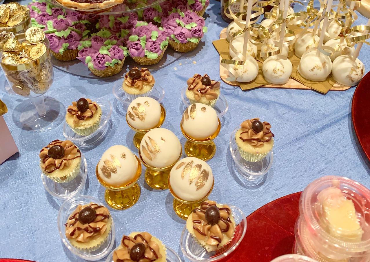 Dessert Display.KCB