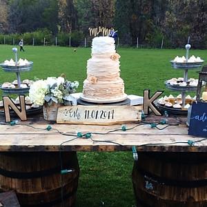 Aganowski-Parker Wedding