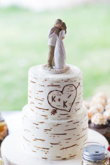 Birch Tree Wedding