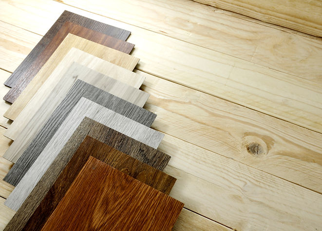 wood texture floor Samples of laminate a