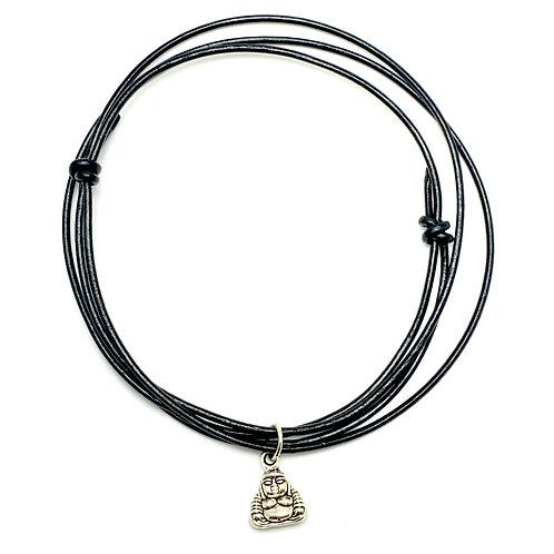 Mini Buddha Choker Necklace