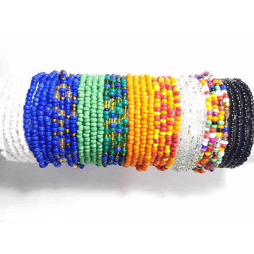 10 For 10 - Seed Bead Bracelet Grab Bag