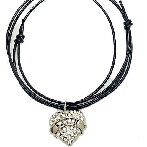 Faith Choker Necklace