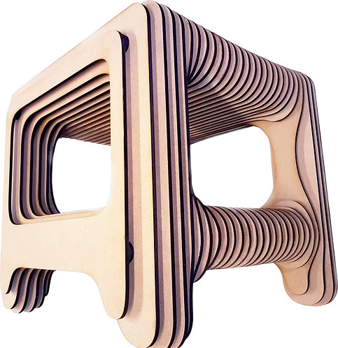 Parametric Coffee Table