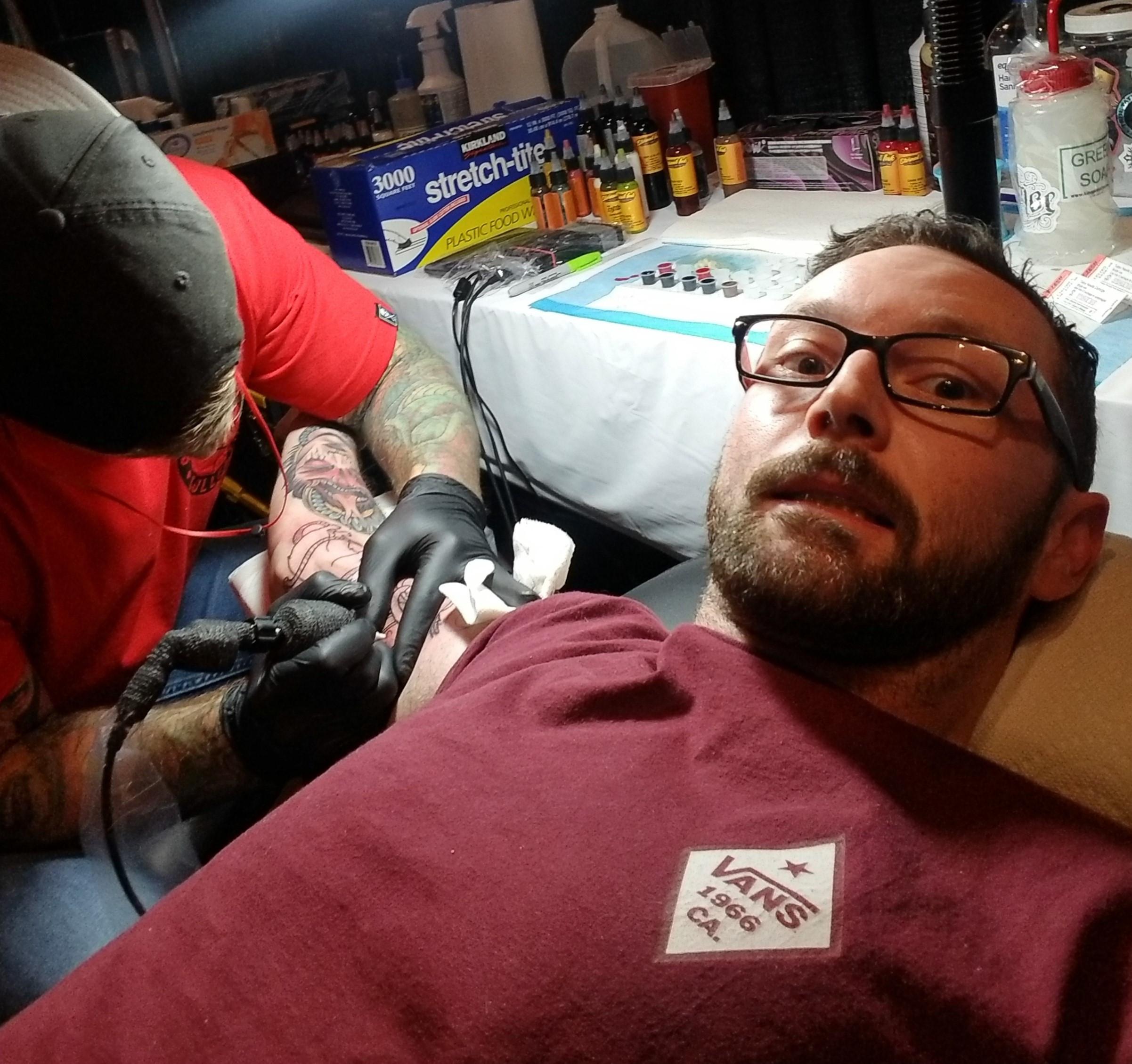 Tattoo Appointment