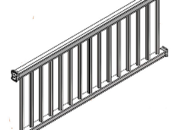 Balustrade (ppm)