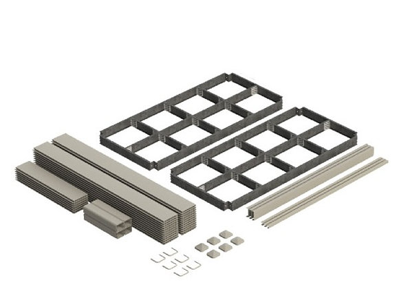 Decking Kits (ppsm)