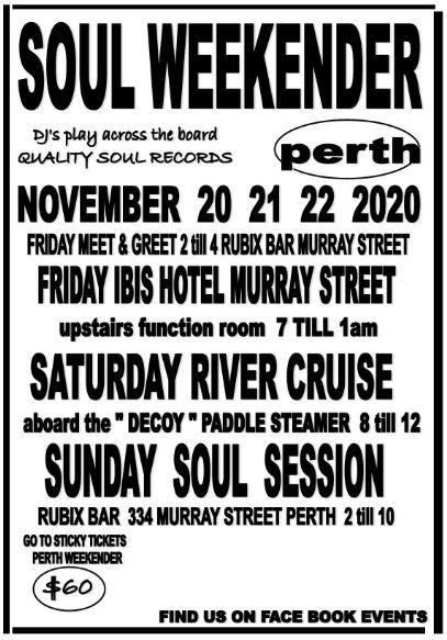 Perth Weekender.JPG