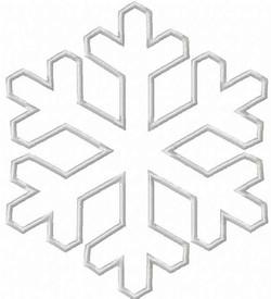 snowflake6x10