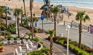 01_Boardwalk_Relax on the Virginia Beach