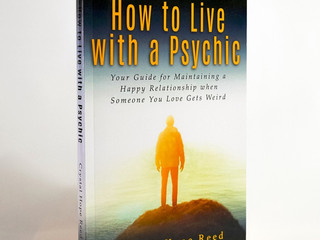 """""""How to Live with a Psychic"""" FREE (this Friday thru Monday, March 17-20)"""
