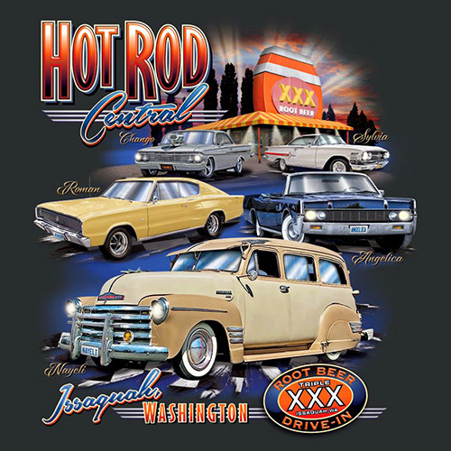 XXX Rootbeer Drive-In-20 Family Carz WEB