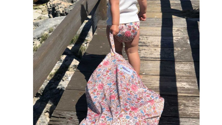 Baby Beehinds XL Hanging Wetbag