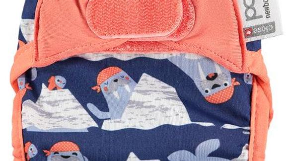Close Pop-In Newborn Cloth Nappy