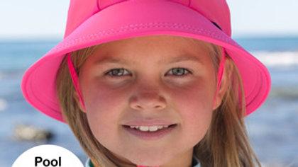 Girls Beach Hat