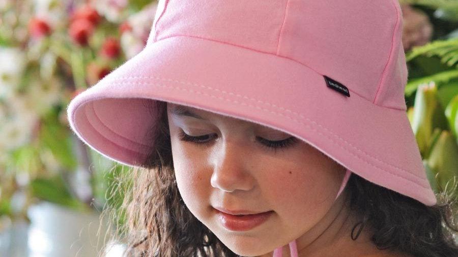 Girls Baby Bucket Hat