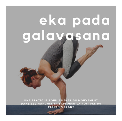 Eka Pada Galavasana