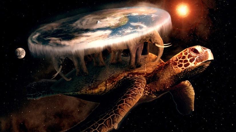 Le disque-monde Terry Pratchett