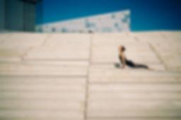 Claire Lalande Yoga Photography Geneva