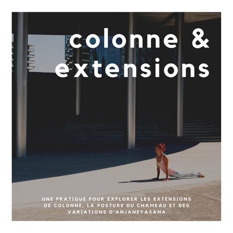 Colonne et extensions