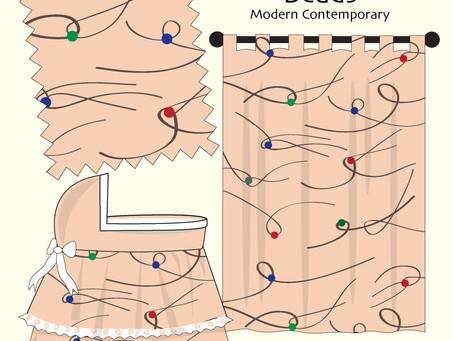 Mid Century Modern: Beads