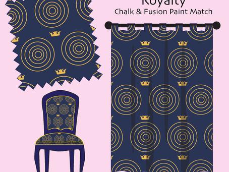 Royalty - Chalk & Fusion Paint Match