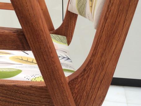 The Henderson Boomerang Chair
