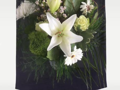 Florals? Go big and Go Home.