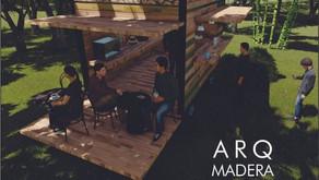 Arquitectura Nómade (tu tienda en cualquier lugar)