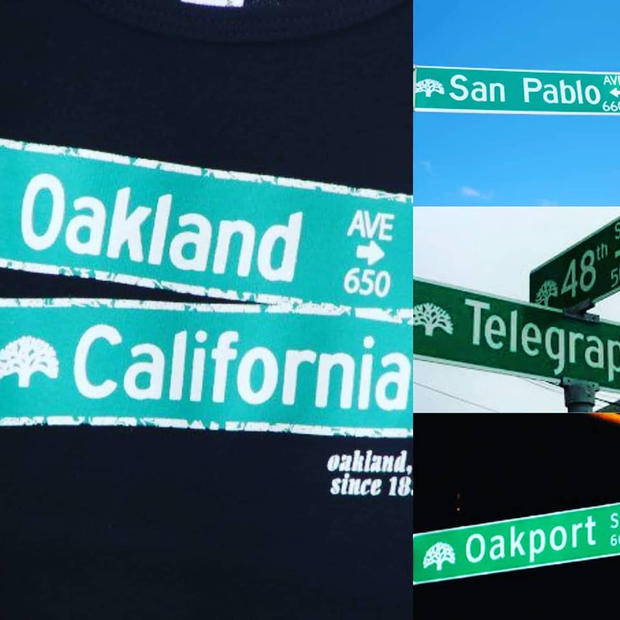 Oakland Signs