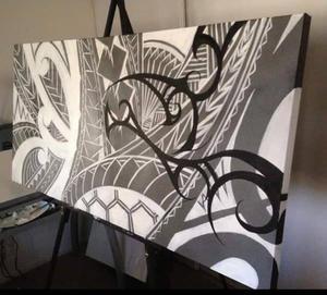 Islander Abstract