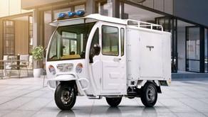 Permiso no.. Correte! Mobility aumentó sus ventas un 50% y amplía su línea de utilitarios eléctricos