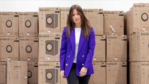 Yaiza Canosa, de transportar huevos desde Galicia hasta Barcelona a liderar una empresa de logística