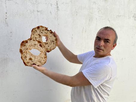 Juan Luis Estévez, el panadero del fin del mundo