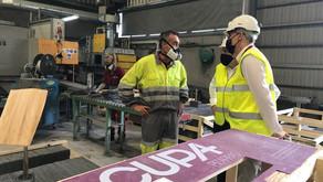 Cupa Group destinará 7,7 millones de euros a su digitalización