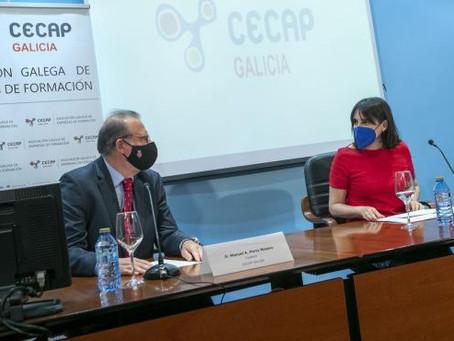 Galicia contará con el primer campus virtual de formación para el empleo de toda España