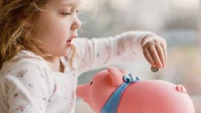 Educación financiera y cuentas de ahorro para niños