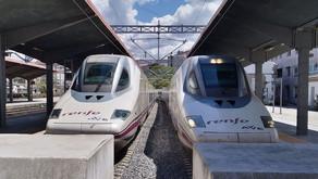 Sánchez ratifica que el AVE gallego entrará en servicio «muy pronto», en diciembre