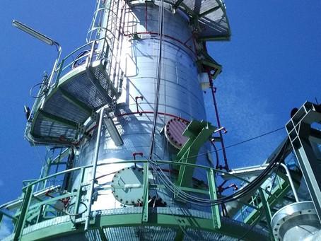 Repsol A Coruña estrena planta de producción de propileno grado polímero