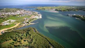 Ría de Ribadeo, la grieta fluvial que une Galicia y Asturias